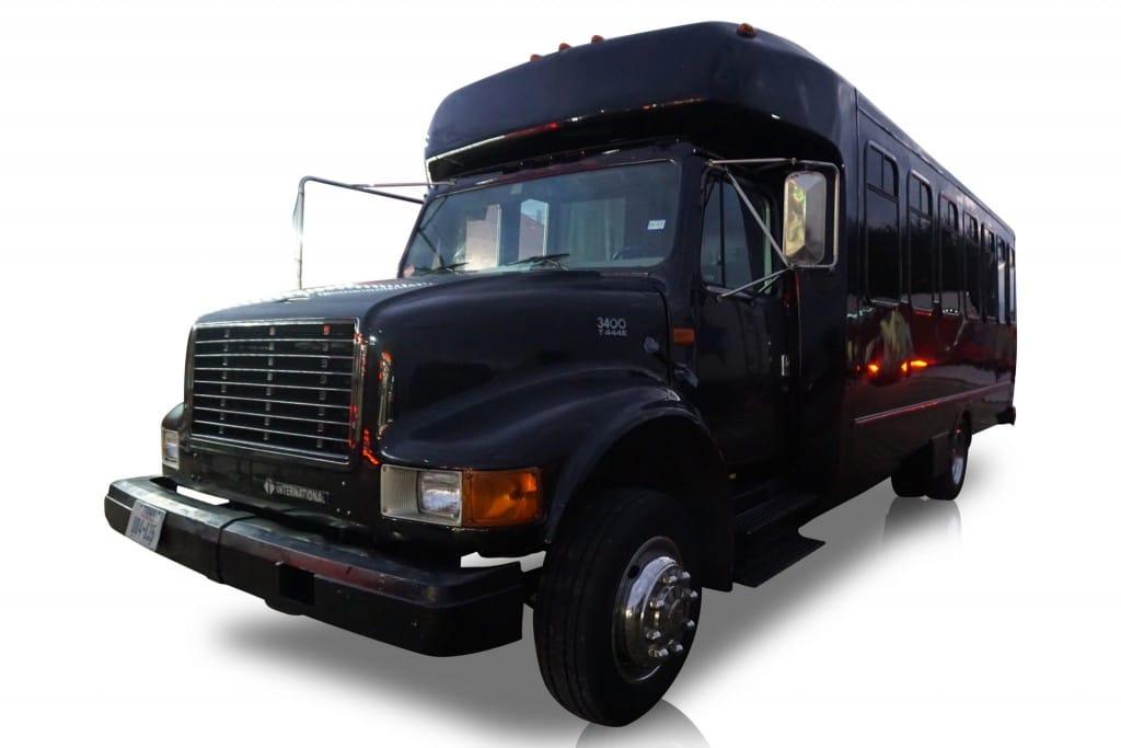 Houston Party Bus Lounge Plus 28 Passenger