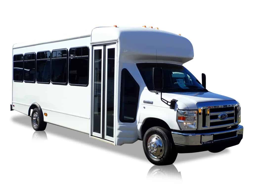 Houston Party Bus Lounge S 15 passenger Exterior