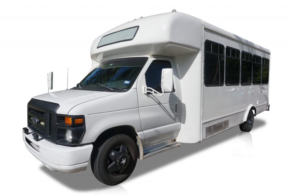 Houston Party Bus Lounge S 20 Passenger Exterior