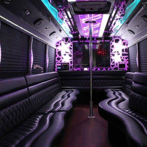Houston Party Bus Lounge Plus 26 passenger