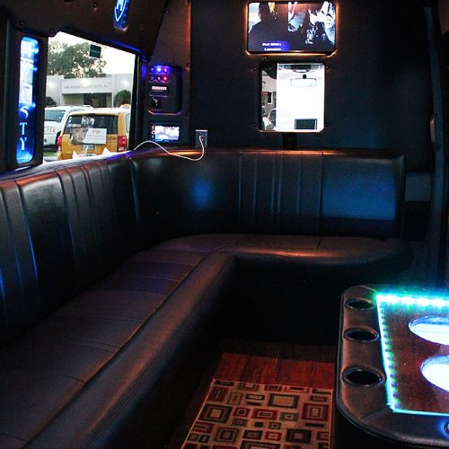 Houston-Party-Bus-Lounge-Sprinter-interior