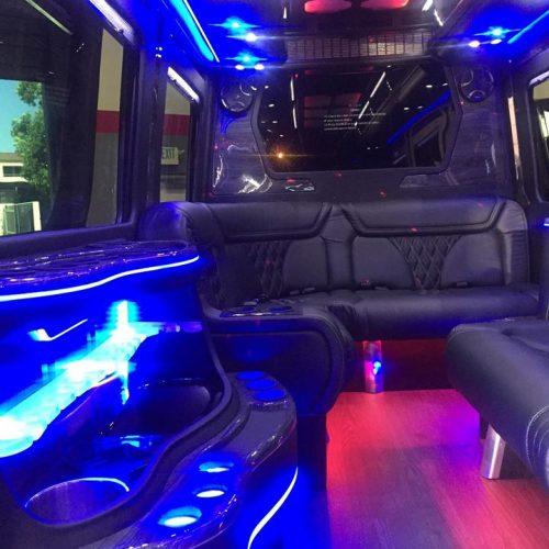 Houston-Party-Bus Lounge-Sprinter-interior2