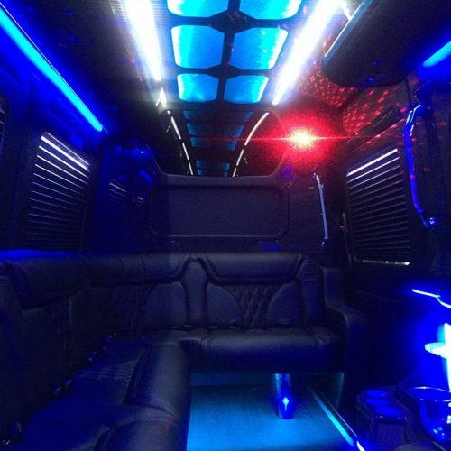 Houston-Party-Bus Lounge-Sprinter-interior4