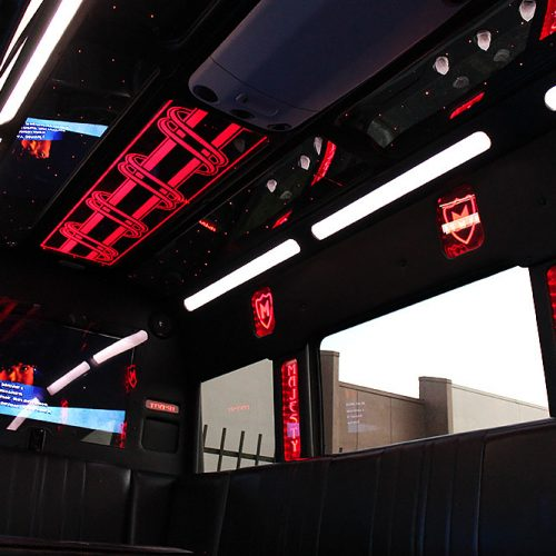 Houston-Party-Bus-Lounge-Sprinter-roof