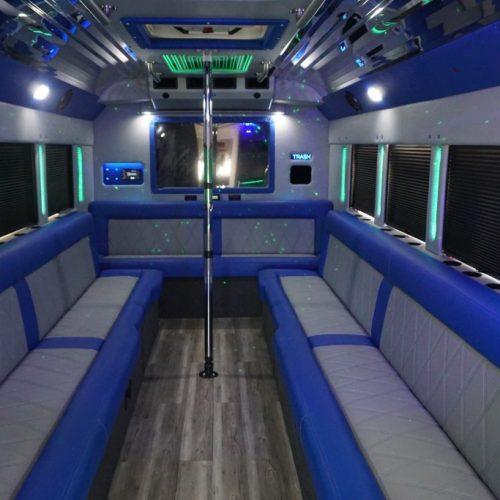 Houston Party Bus Lounge X 22 Passenger