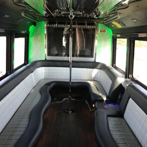 Houston Party Bus Lounge XL 30 Passenger