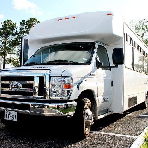 Houston Party Bus Lounge X 23 Passenger